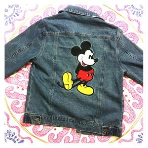 Mickeu Mous Disney Jacket